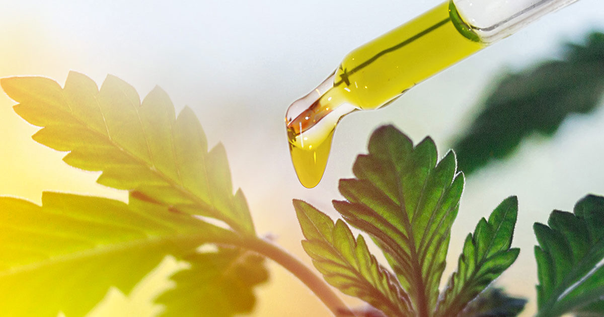 Anti-Aging Benefits of CBD Oil